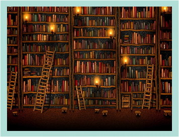 bookstore bookcase